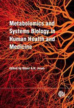 Oliver Jones Metabolomics