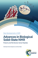 Advances in Biological Solid-State NMR